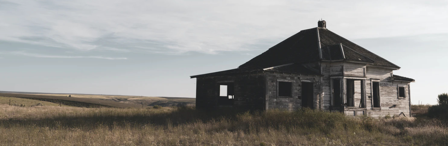 Road Trip Through America's Coolest Ghost Towns