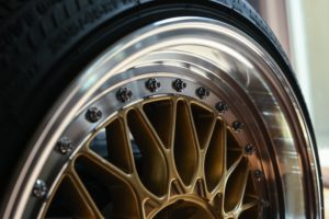 The Top-Of-The-Line Tire Shines