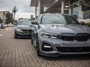 The Modern-Day Audi Vs. BMW Vs. Benz